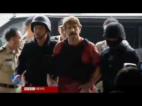 """Merchant of Death"" Viktor Bout Sentenced to 25 Years"