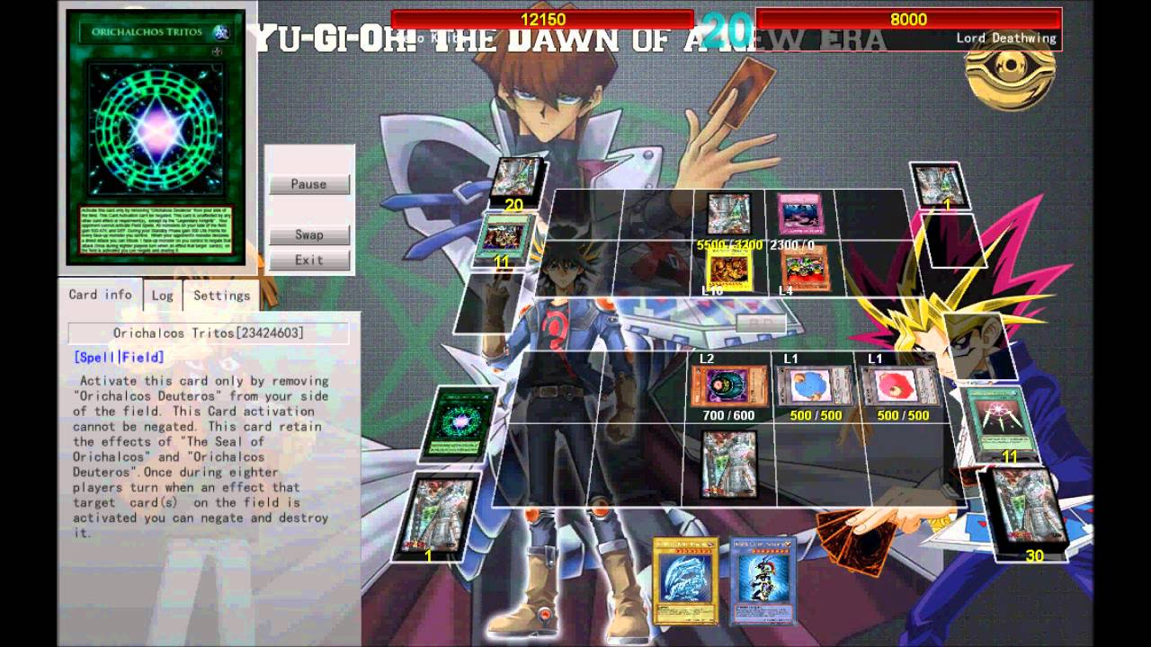 Yu-Gi-Oh The Dawn of a New Era - YouTube ebf4fb5ab04