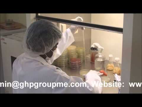 GHP Food Testing - Microbiology Laboratory