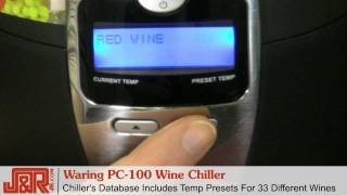 Waring Pc100 Wine Chiller - Jr.com