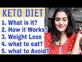 How to Lose Weight & Belly Fat using KETO diet? Full Eating Keto Diet plan explained in Hindi.
