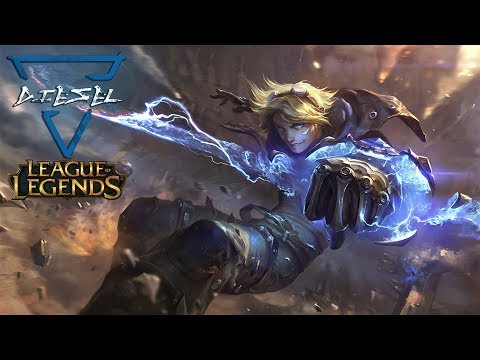 League Of Legends - Ezreal Jungle Magyar Kommentár