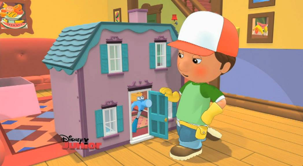 Download Handy Manny | 'Susanna's Dollhouse' | Disney Junior UK