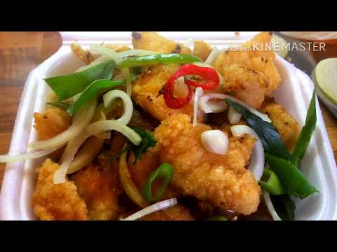 Salt And Chilli Chicken