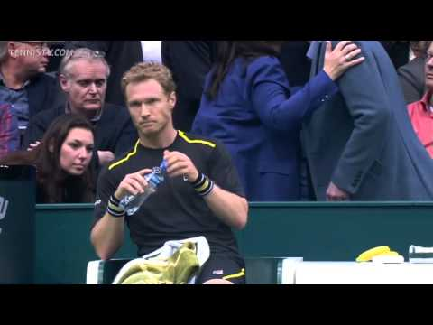 Dimitry Tursunov comments about Rafa Nadal and time violations...