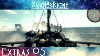 Kingdom Hearts III Playthrough [Extras Part 5: Black Pearl]