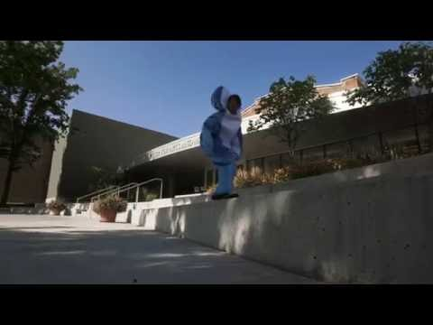 Salt Lake Community College - A Skateboarding Shark