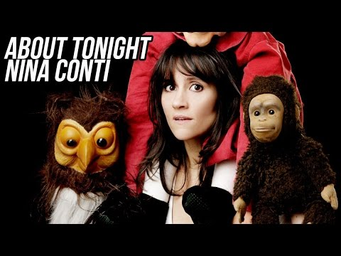 NINA CONTI INTERVIEW - ABOUT TONIGHT (30/3/15)