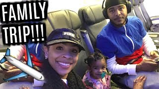 VLOG #165 | FAMILY TRIP TO GEORGIA!!! | Spending time with my husband family | Nasty Challenge!!