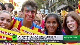 Degrees of Separation: Catalonia independence cries get louder