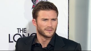 Scott Eastwood, Francesca Eastwood,  and Alison Eastwood at The Longest Ride Premiere