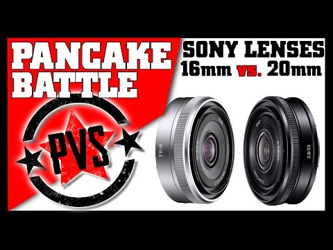 The Sony 16mm Vs  20mm - Which Should You Buy?