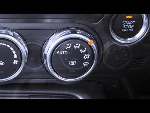 Mazda MX-5 Air-Conditioning System