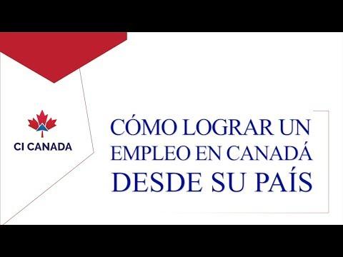 LMIA: Labour Market Impact Assessment para trabajar en Canadá