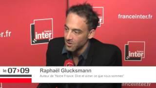 Raphaël Glucksmann sur la débacle de la gauche