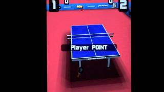 Flick Ping Pong - Gameplay