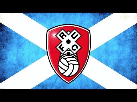 Rotherham United defender Danny Collins commends the Kit Man Karaoke efforts
