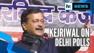 Caste-based politics won't work: Arvind Kejriwal ahead of Delhi polls
