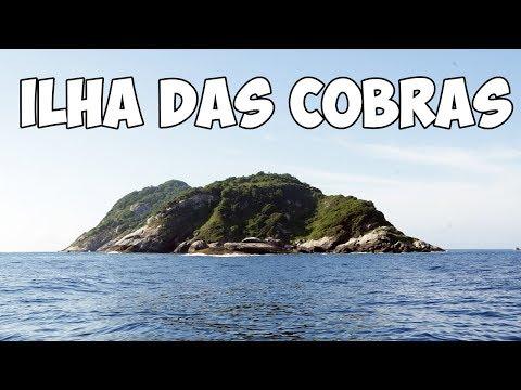 A ILHA MAIS PERIGOSA do MUNDO FICA no BRASIL!