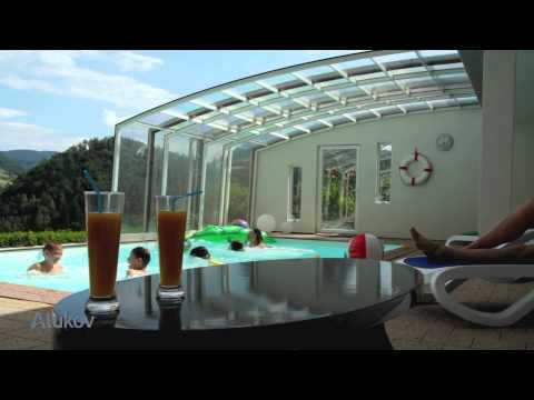 Pool enclosures - easiest way how to use pool year round !