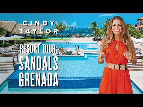 Cindy Taylor - Sandals LaSource Grenada