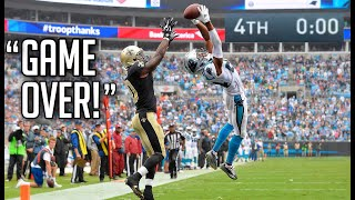NFL Game-Winning Catches || HD