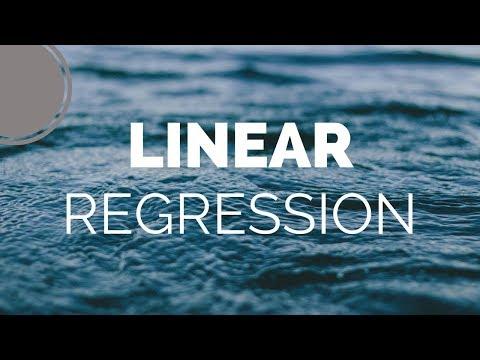 Linear Regression || Python || Machine learning || Anaconda || Jupyter notebook