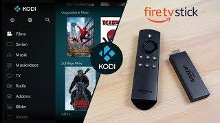 Kodi auf dem Amazon Fire TV Stick installieren (2019) | Schritt für Schritt