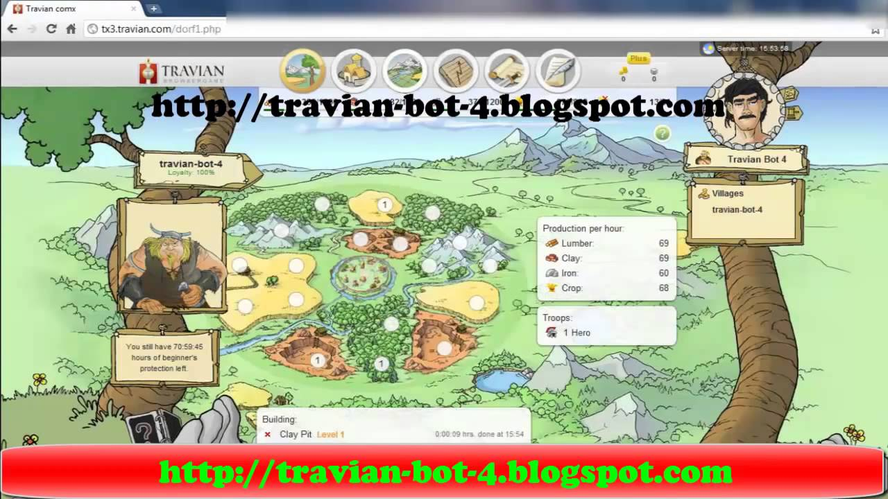 Travian hack-free cheat engine 6. 1 [may 2015] youtube.