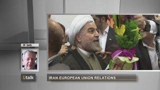 De nouvelles relations Iran-Union européenne ? - utalk