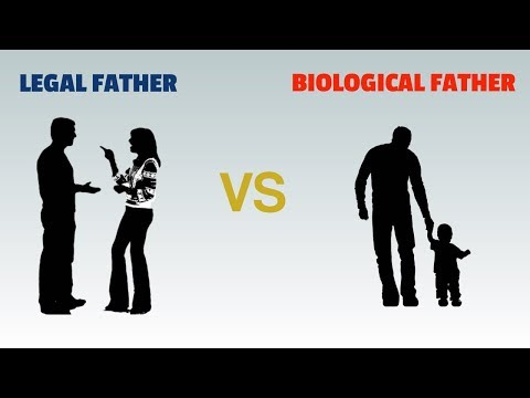 Biological Father v Legal Father | Paternity Testing