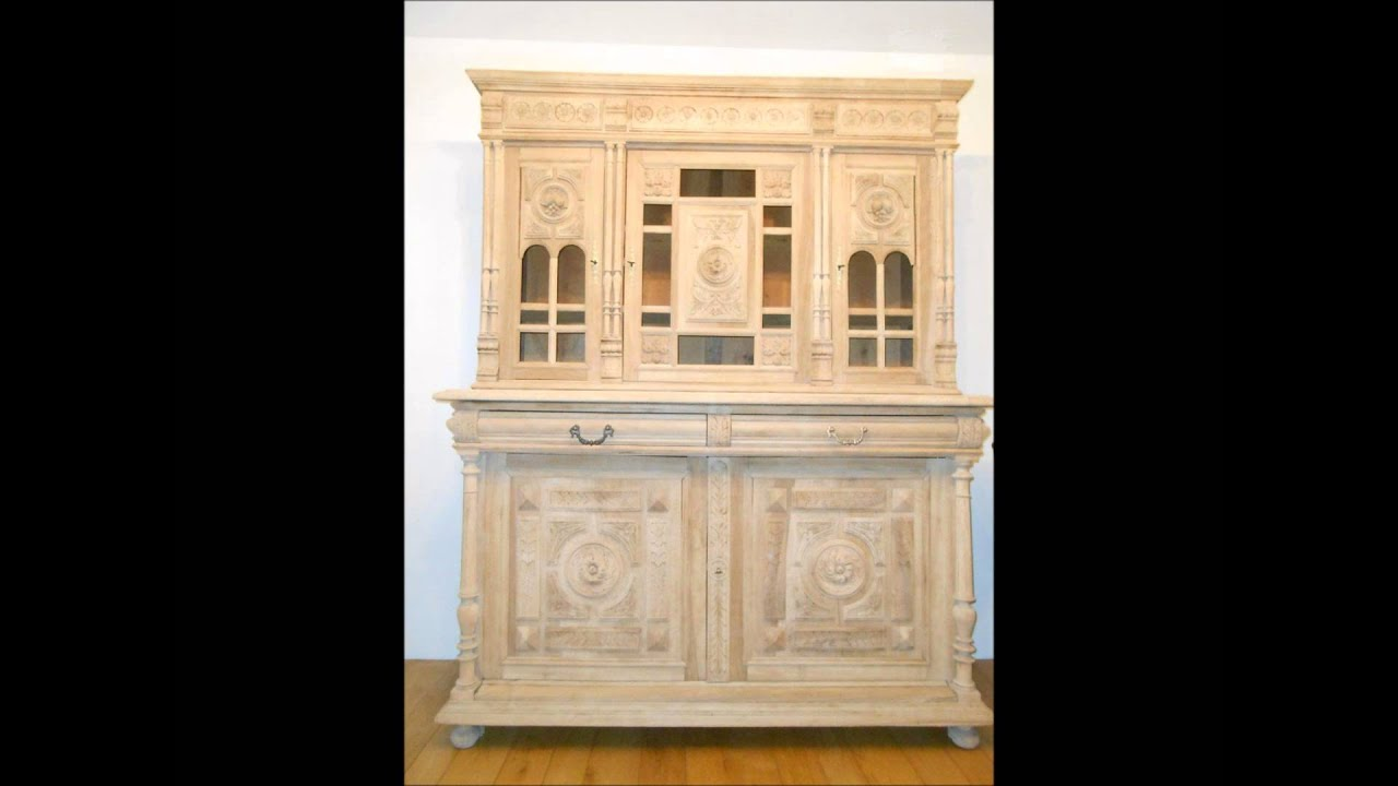 Faire d corer un buffet ancien arles finitions de provence for Decapage de meuble