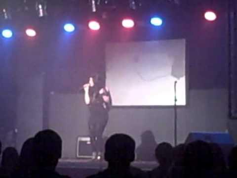 Bethany Garnett sings Valerie at Sheffield Hallams Got Talent.AVI