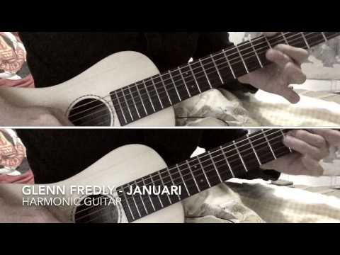 Januari - Glen Fredly (Guitar Cover)