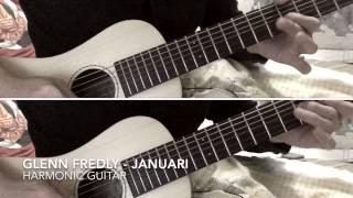Januari - Glen Fredly (Guitar Cover)