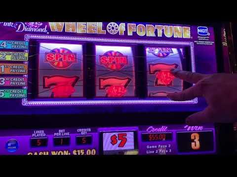 Black Diamond $27/Spin - Pink Diamond WOF $25/Spin - Double Diamond $45/Spin