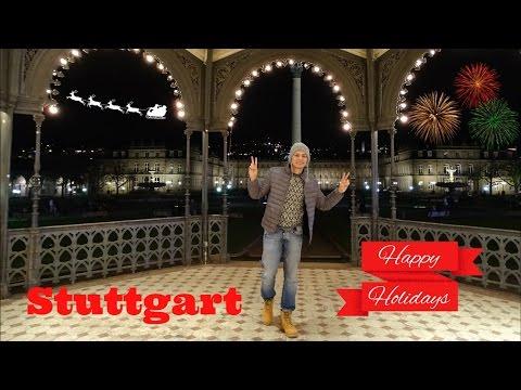 Stuttgart - Mi ciudad En Navidad | Alemania Ep. 32