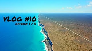 VLOG #010 Crossing the Nullarbor    (Episode2/3) Australia