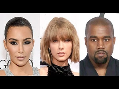Kim Kardashian Leaks Audio Of Taylor Swift Approving Kanye West's 'Famous' Lyrics Via Snapchat