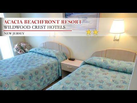 Acacia Beachfront Resort - Wildwood Crest Hotels, New Jersey