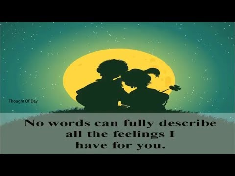 True Love Quotes | Relationship And Couple Message | Love Video 2018 | Thought Of The Day