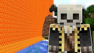 LAVA NEVER STOPS RISING! - Minecraft Multiplayer Gameplay