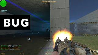 Counter-Strike: Zombie Escape Mod -  ze_evacuated_zone_dp
