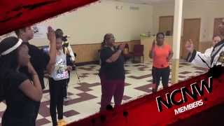 National Council of Negro Women, Greater Pocono Section - Self Defense Class with Master Mike - 4/18