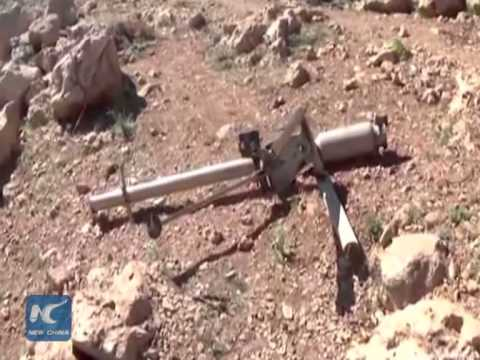 RAW: Clashes between Hezbollah and terrorists in Arsal bordering Syria
