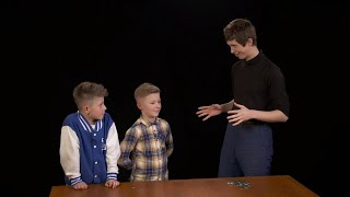 The Kid Who Would Be King | A magic lesson with Merlin (Angus Imrie)