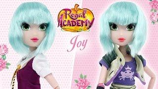 Regal Academy   Scopriamo insieme le bambole di Joy!