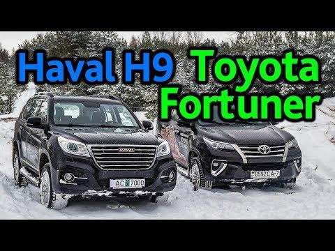 Toyota Fortuner или