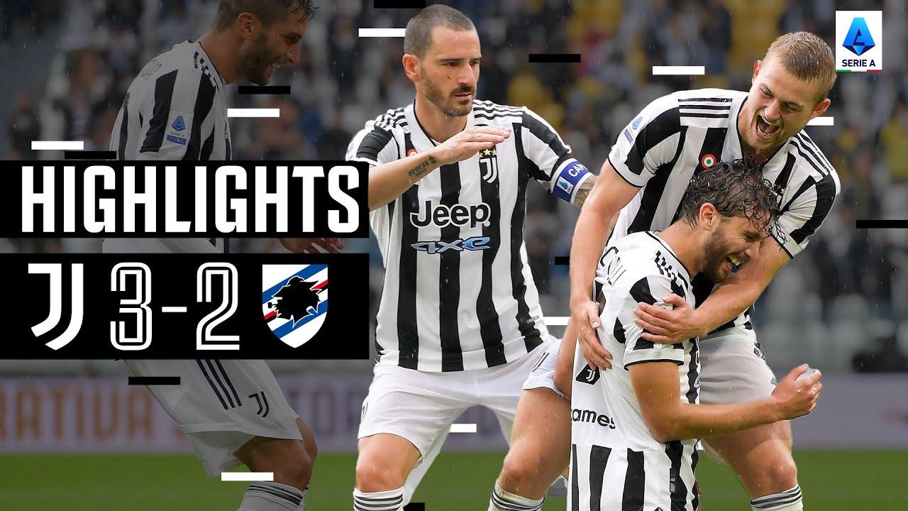 Download Juventus 3-2 Sampdoria   Locatelli Bags First Goal!   Serie A Highlights