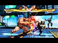 Ultra Street Fighter IV Gameplay (PC HD)